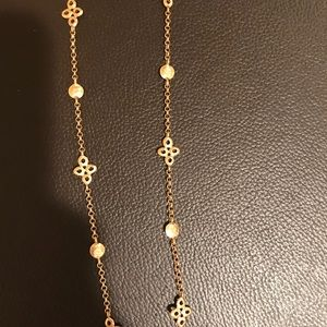 Jewelry - This is a faux gold necklace